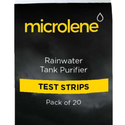 Microlene Acquasafe Water Test Strips