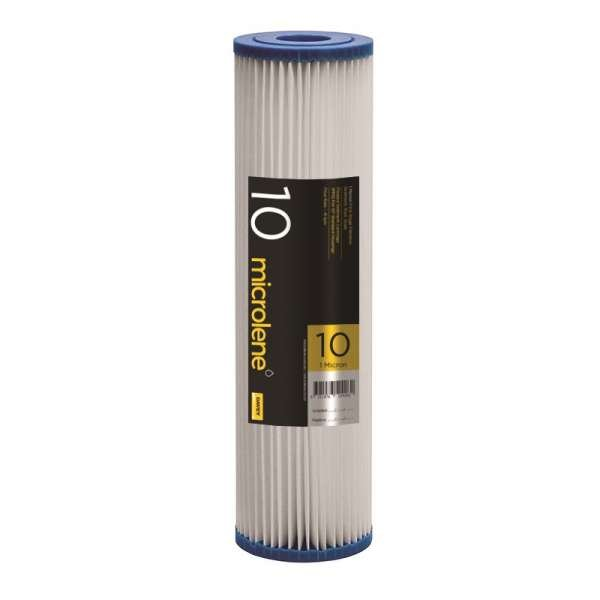 Poly Pleated Sediment Cartridge - 20PP10
