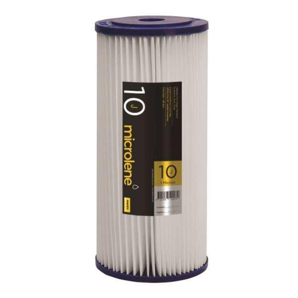 Microlene Poly Pleated Sediment Cartridge - 20PP10J
