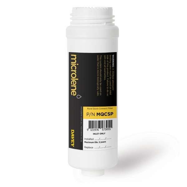 Microlene Under Bench Cartridge (Rain Water) - MQCSP