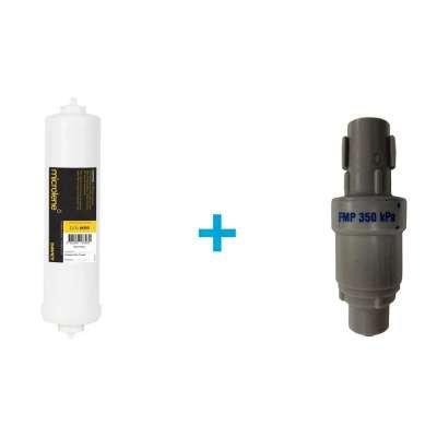 Under Bench Cartridge & Pressure Limiting Valve (Mains Water)