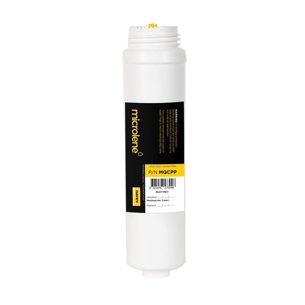 Microlene Under Bench Cartridge (Mains Water) - MQCPP