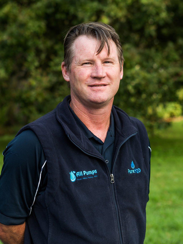 John Brockelbank – Technician – Pumps