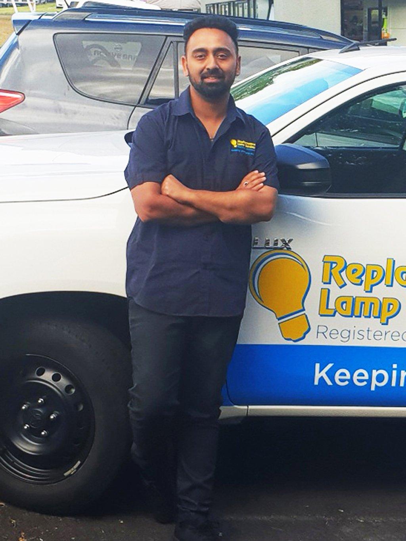 Kam Singh – Technician - Power