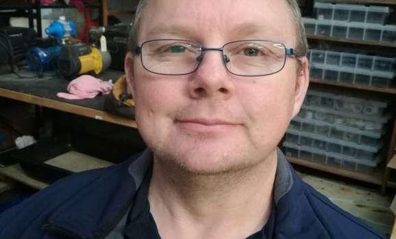 Norman Smith, Pump Technician