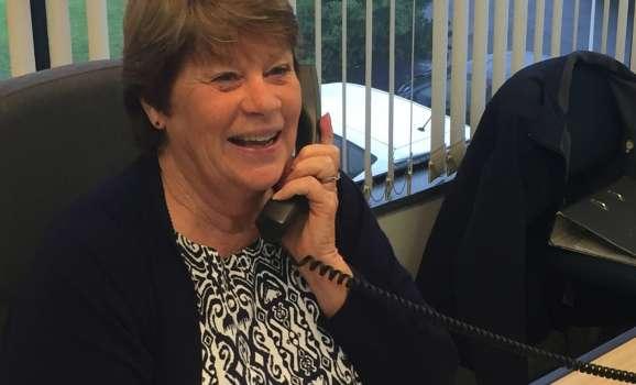 Jackie Grant, Accounts Administrator