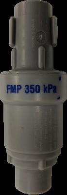 Pressure limiting valve