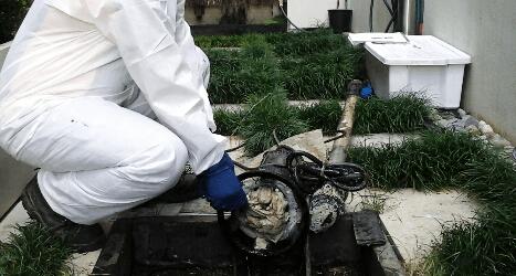 Regular pump maintenance