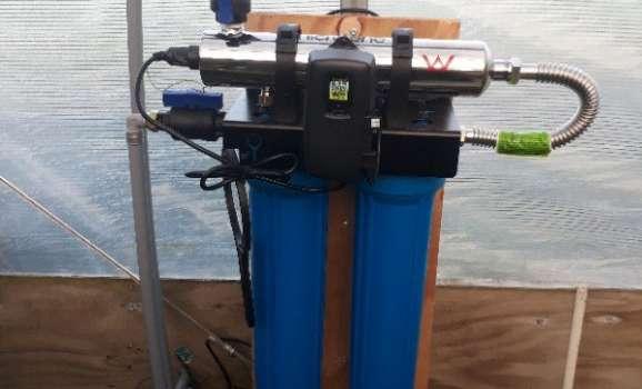 Microlene Centurion XS UV water treatment system