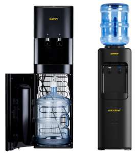 Water cooler servicing and maintenance
