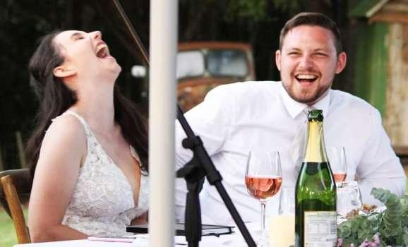 Harlen & Krystal_at their wedding