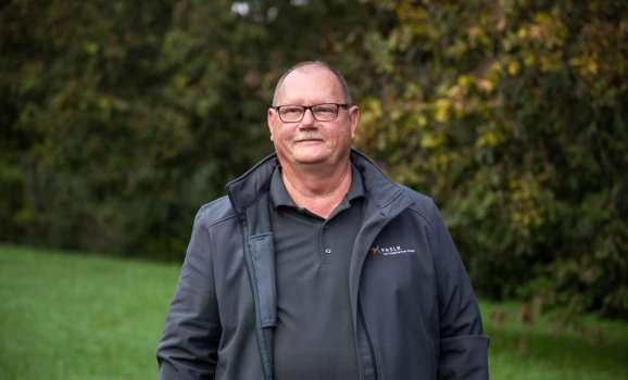 Bruce Jordaan – Technician – Pumps