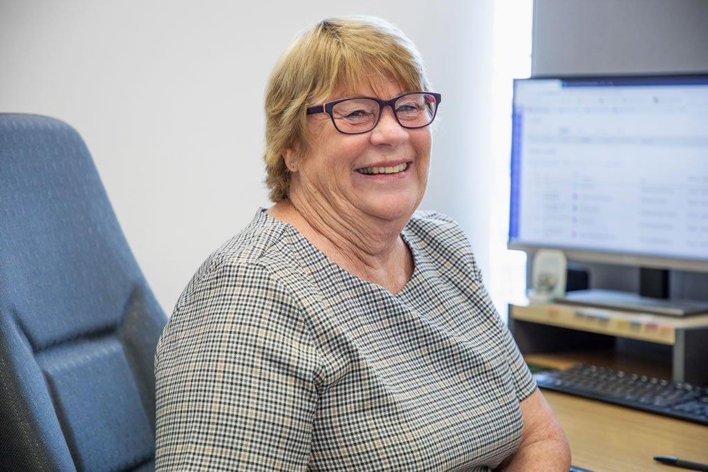 Jackie Grant – Accounts Administrator