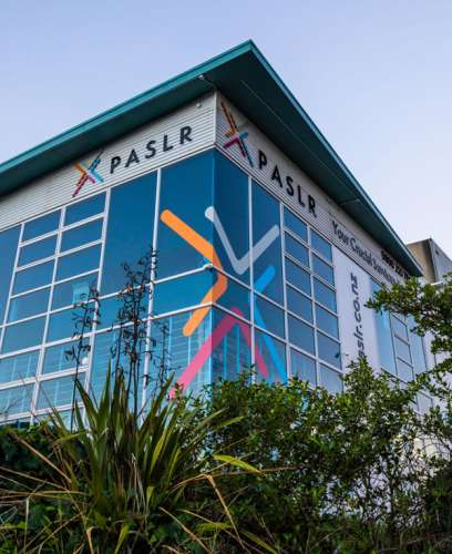 PASLR headquarters Albany Auckland