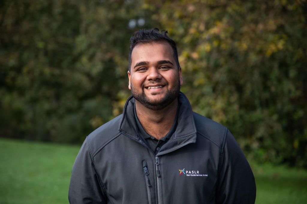 Rayhaan Ali – Technician – Water