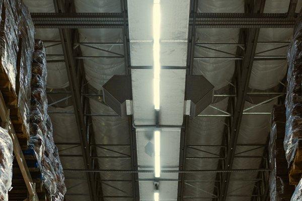 Flurorenscent high bay lighting - tech support
